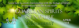 Guardian Sprits of Nature Telesummit banner 800x290